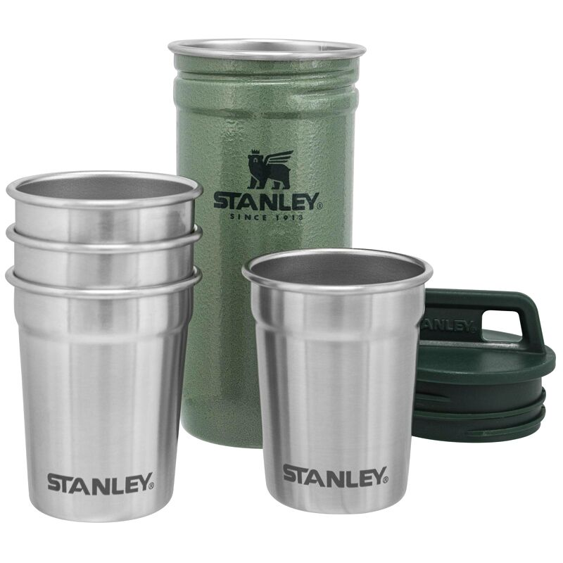 Stanley - ADVENTURE NESTING SHOT GLASS SET nhiều màu
