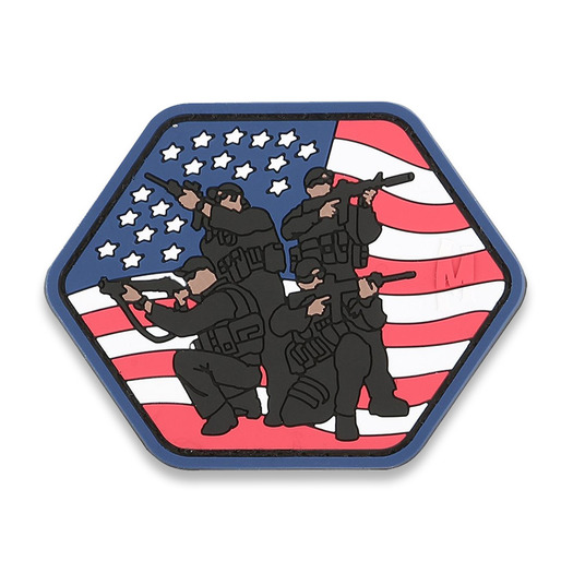 Maxpedition - Tactical Team Morale Patch (Full Color)