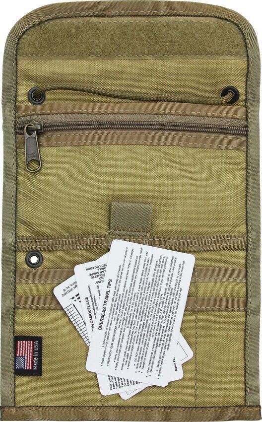 ESEE - Ví đựng hộ chiếu Passport Case Desert Tan ( màu nâu )