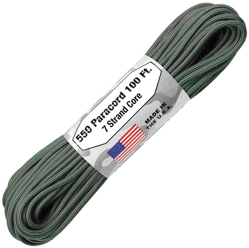 Atwood Rope - Dây Paracord 550lbs cuộn 30m màu Watermelon