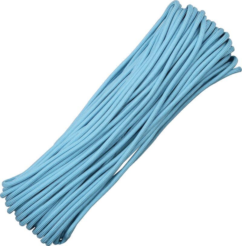 Atwood Rope - Dây Paracord 550lbs cuộn 30m màu Carolina Blue