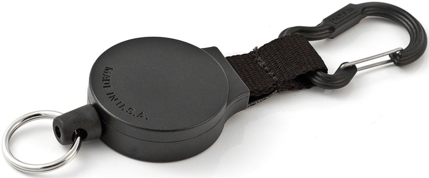KEY-BAK - Móc khóa Self Retracting Key Reel Carabiner