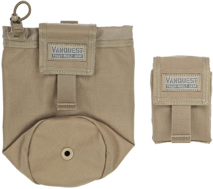 Vanquest - Túi ISOPOD-SMALL 2.0 Fold-Up Pouch (Màu Coyote Tan - 140205CT)