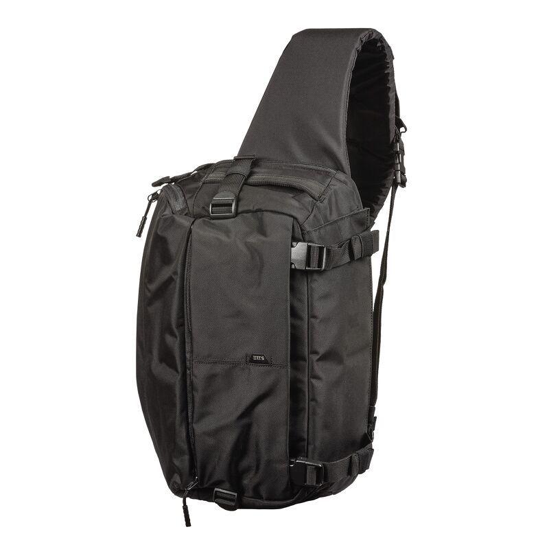 5.11 - Ba Lô LV10 BACKPACK - 13 Lít (019 Black - Màu Đen - 56437)