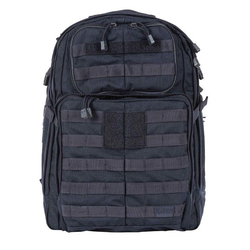 5.11 - Ba lô RUSH 24 Backpack ( 724 Dark Navy - Xanh Đen)