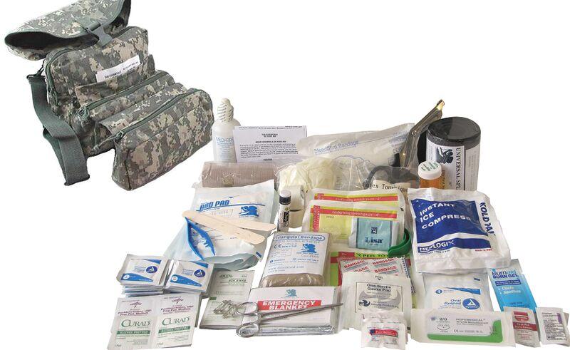 Elite First Aid - Túi y tế M-3 Medic Bag ( màu camo )