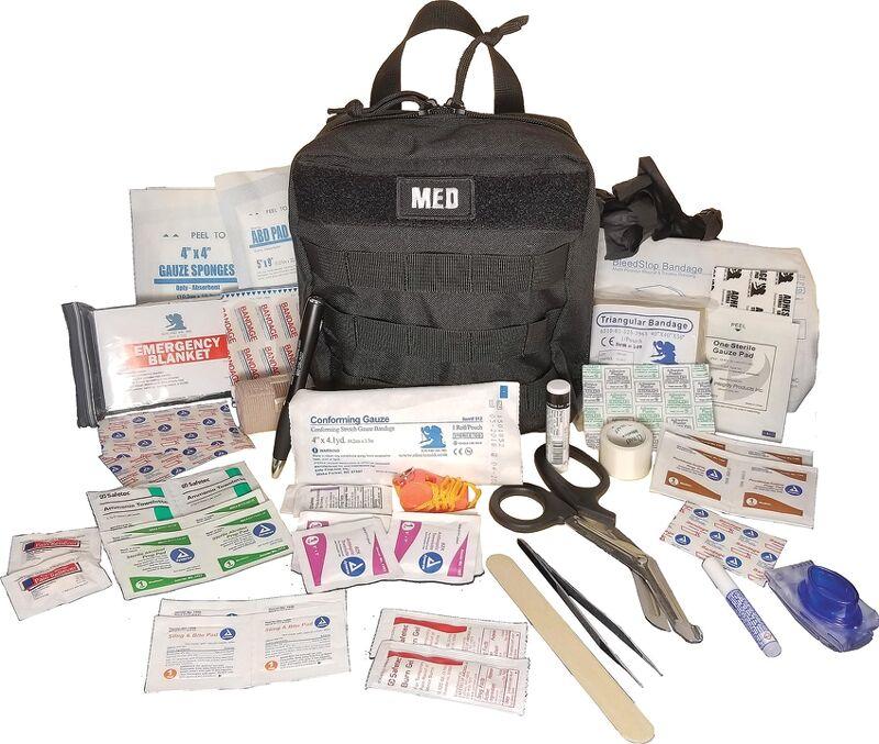 Elite First Aid - Túi y tế G P IFAK Level 1 ( nhiều màu )