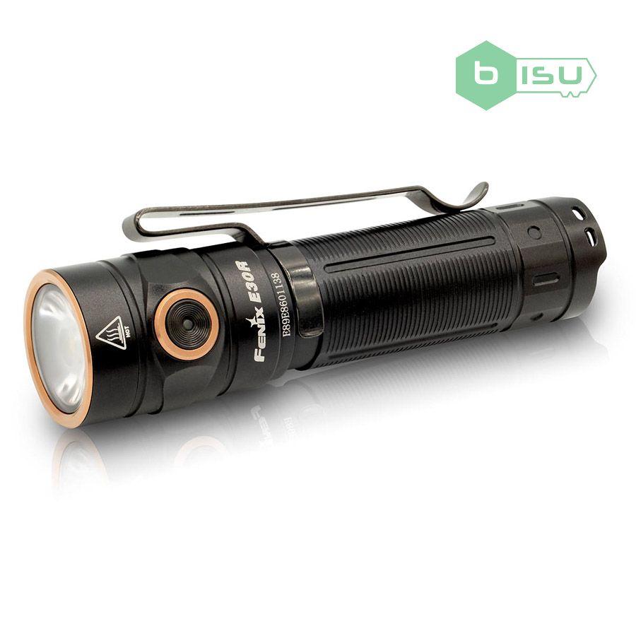 Đèn pin Fenix - E30R - 1600 Lumens