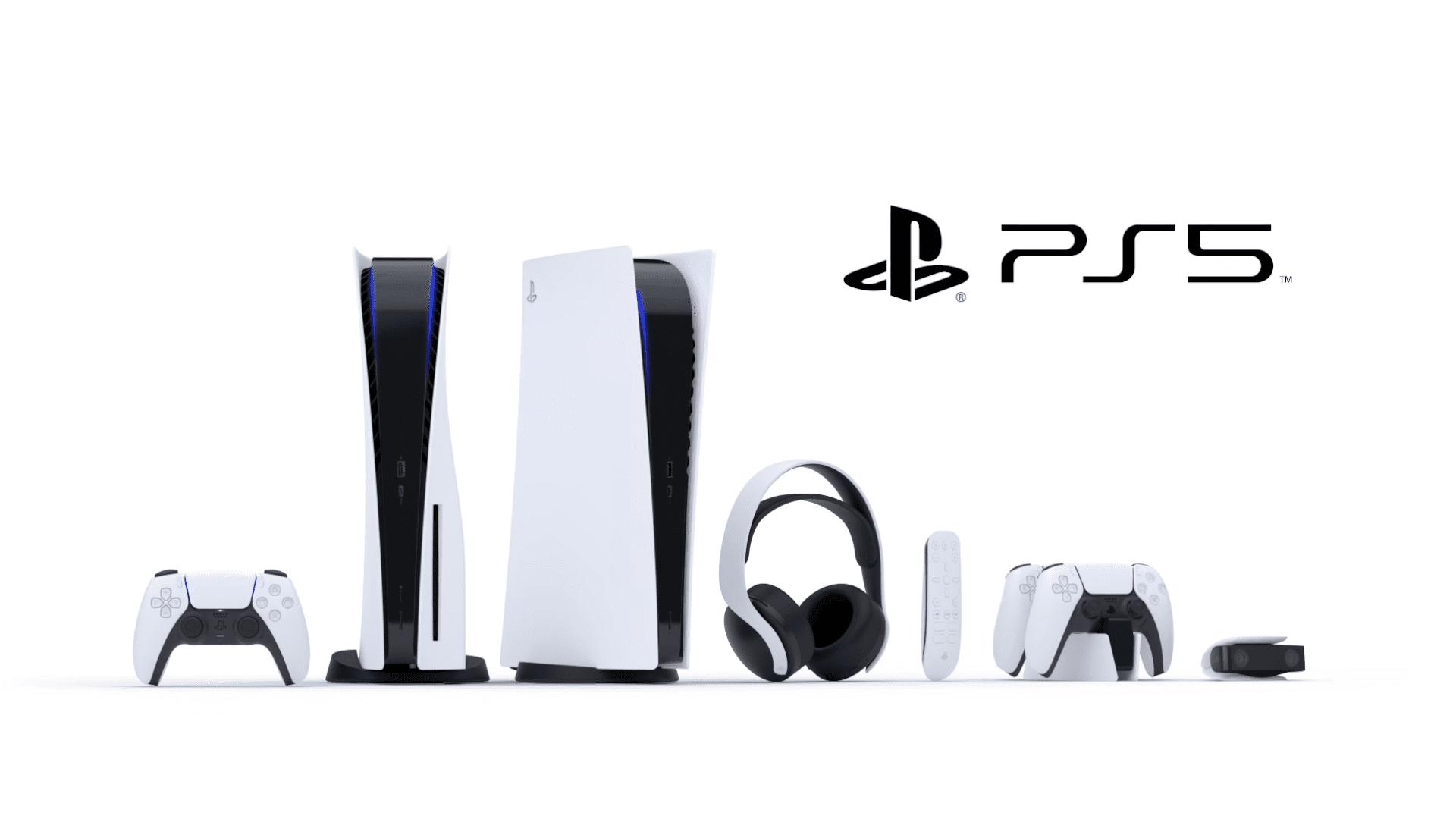 Máy chơi games PS5 Playstation 5