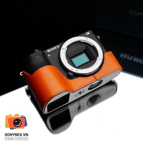 Bao da Sony A6500 Da Cam   Gariz   Hàng Nhập khẩu