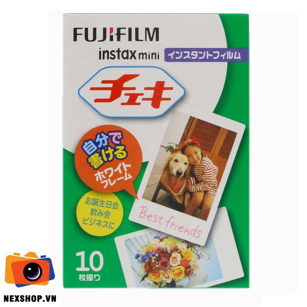 Film Fujifilm Instax Mini ISO 800 | 10 tấm | Chính hãng