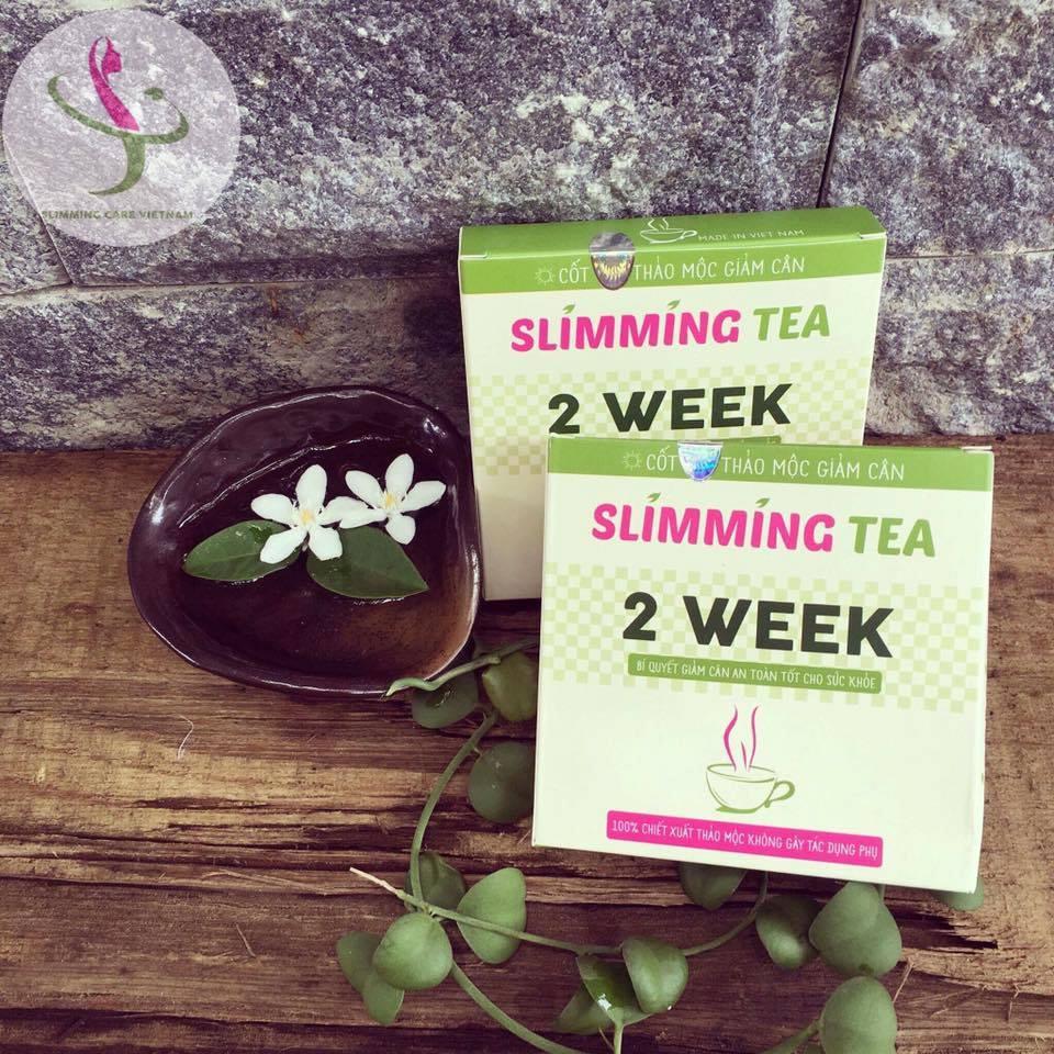 Trà Thảo Mộc Giảm Cân Slimming Tea