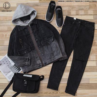 AB9018 Jacket Denim 11/1219