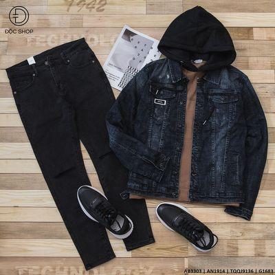 AB3003 Jacket Denim 11/1219