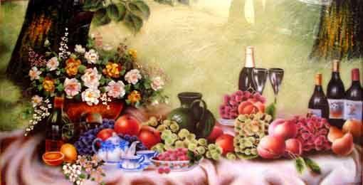 Tranh hoa quả 3