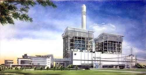 Nhà máy điện TQ Mã số: