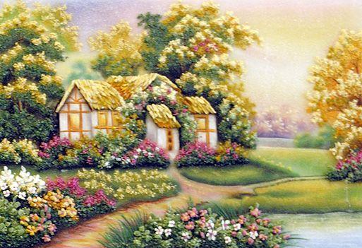 Ngôi nhà ước mơ