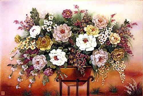 Hoa hồng đa sắc