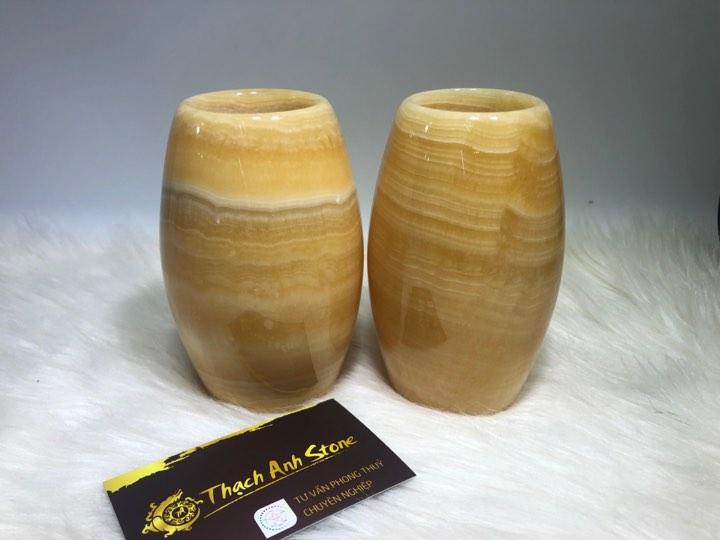 Cặp lọ hoa 12 cm - MSP: 754