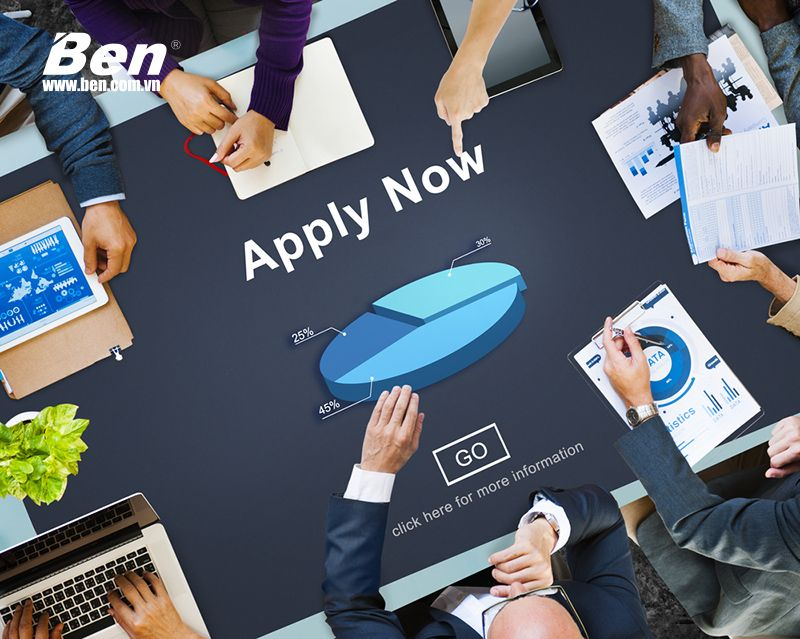 Ben Computer tuyển dụng 3 vị trí marketing: Facebook Content, Seo và Design