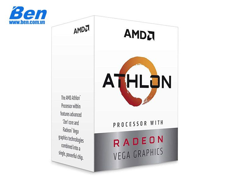 Bộ vi xử lý CPU AMD Ryzen Athlon 220GE
