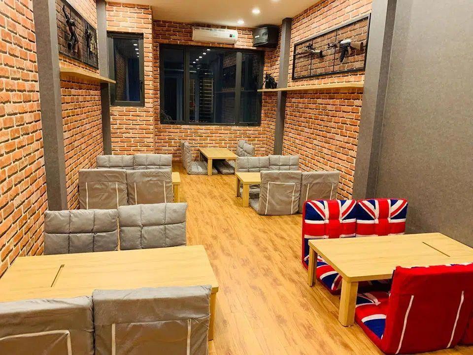 Không gian quán café game mobile đẹp