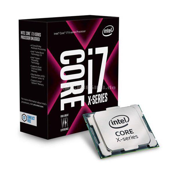 CPU INTEL CORE I7 7740X SK2066 X-SERIES