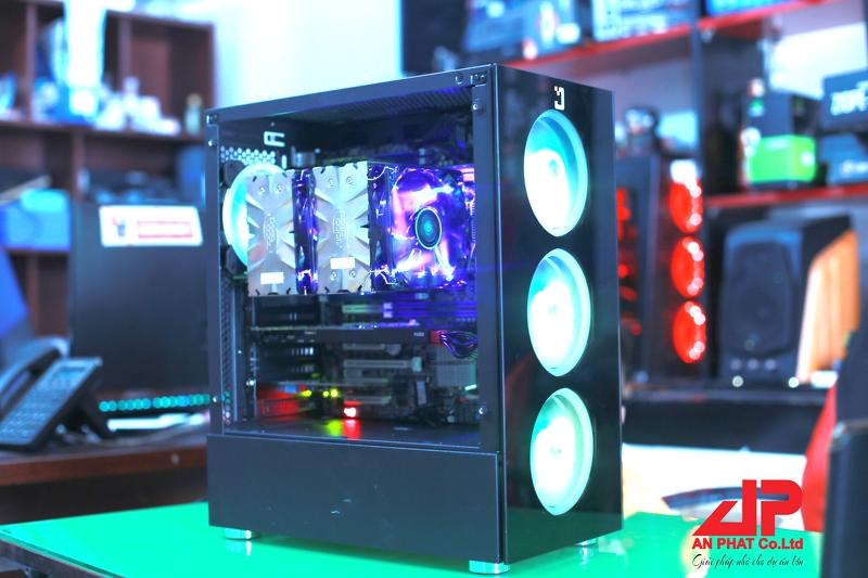 Wosrkstation Dual CPU Xeon E5 4650 | 32Gb Ram | 32 Threads