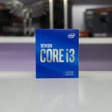 CPU Intel Core I3 10100 4C/8T 8MB Cache 3.60 GHz Upto 4.30 GHz