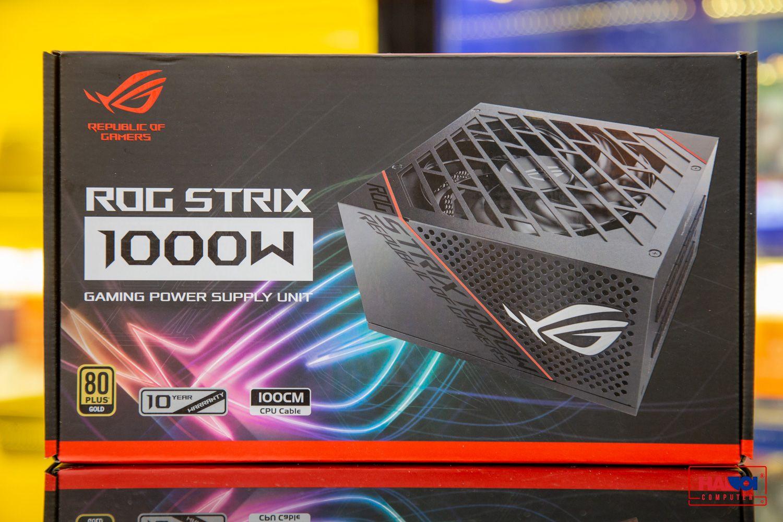 Nguồn  ASUS ROG STRIX 1000W GOLD - 1000W ( Màu Đen/80 Plus Gold / Full Modular)