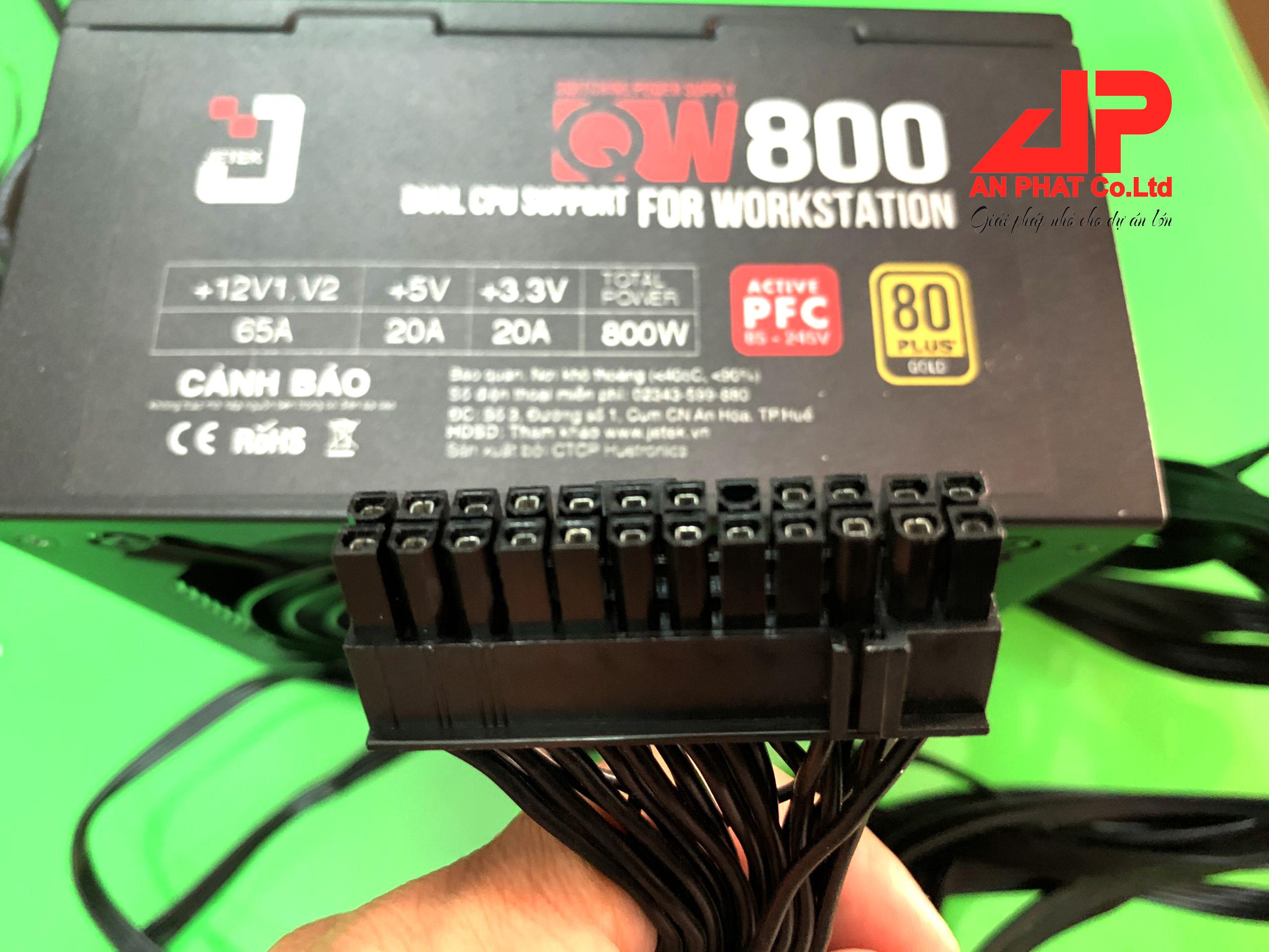 JETEK QW800 for wts