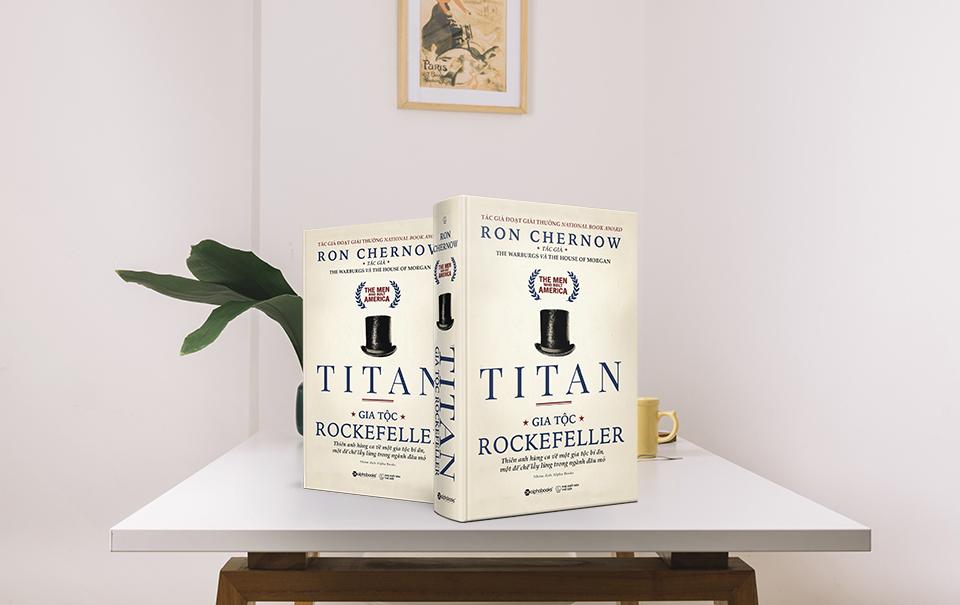 TITAN - Thiên Hùng Ca Về Gia Tộc Bí Ẩn Rockefeller