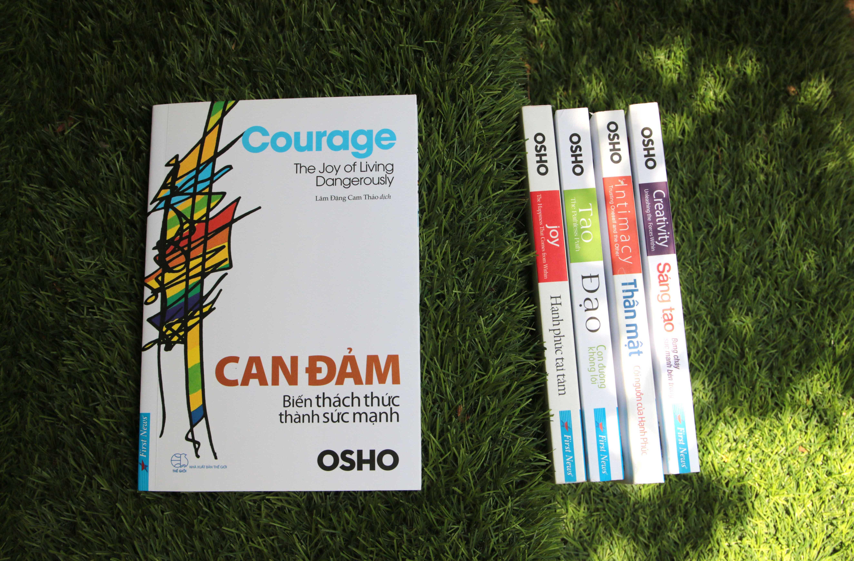 OSHO Can đảm - Biến thách thức thành sức mạnh
