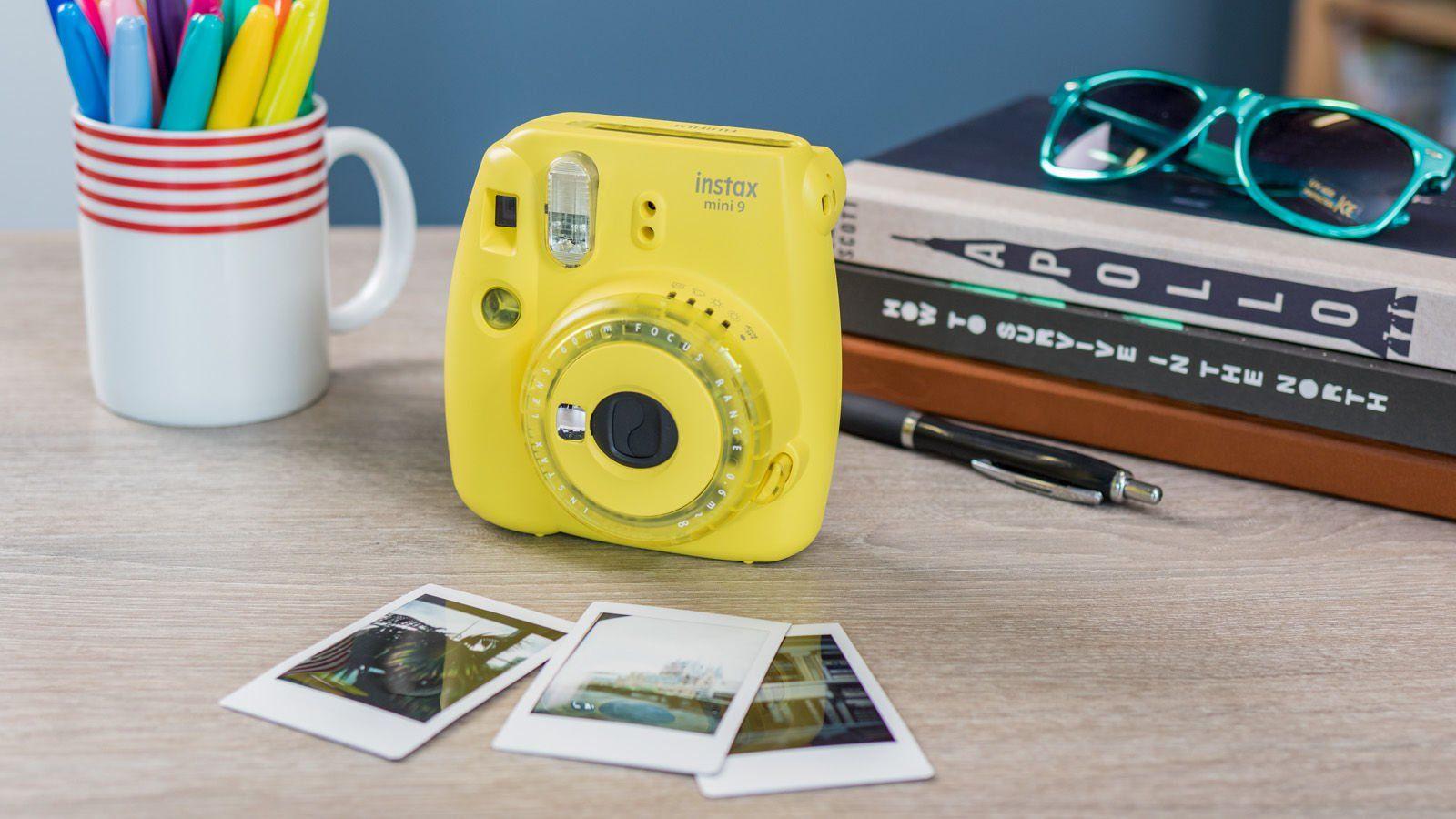 Mua máy chụp ảnh lấy ngay loại nào tốt nhất giá rẻ ???