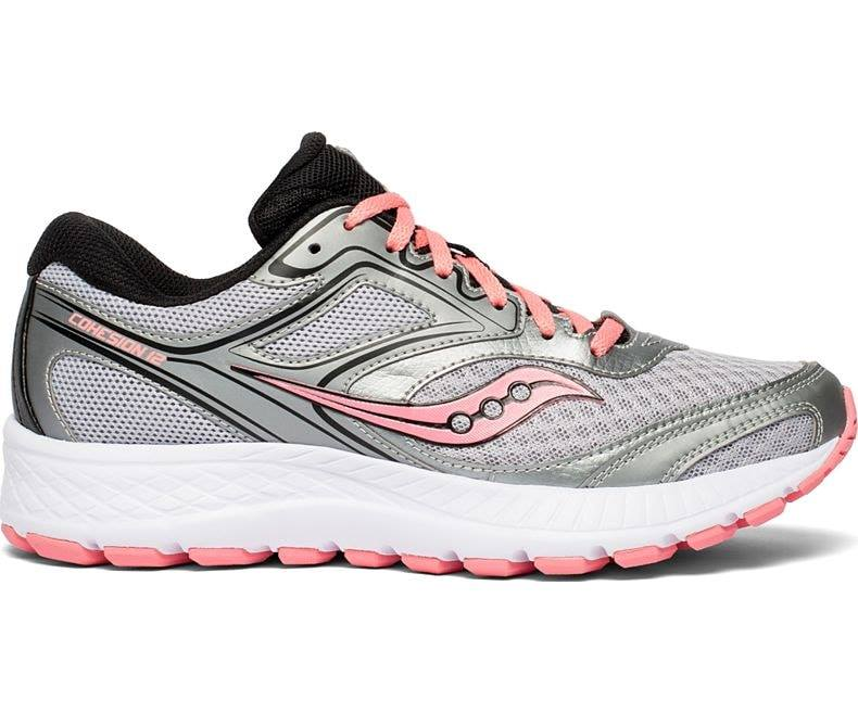 Giày chạy Running Road Saucony Cohesion 12 - nữ
