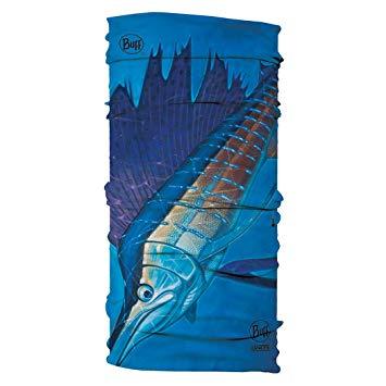 Khăn ống chạy bộ đa năng Buff - DEREK DE YOUNG BLUE