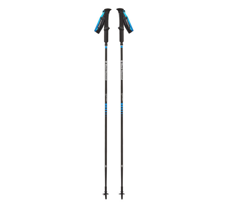 Gậy chạy Trail - Blackdiamon Distance Carbon Z Running Poles