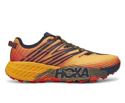Giày chạy Trail HOKA SPEEDGOAT 4 - GOLD FUSION