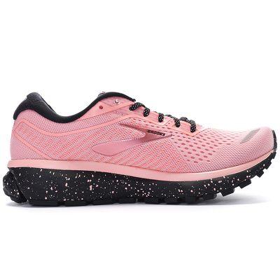 Giày chạy bộ Brooks Ghost 12 - hồng