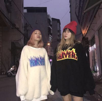 HEAVEN Fur Sweater