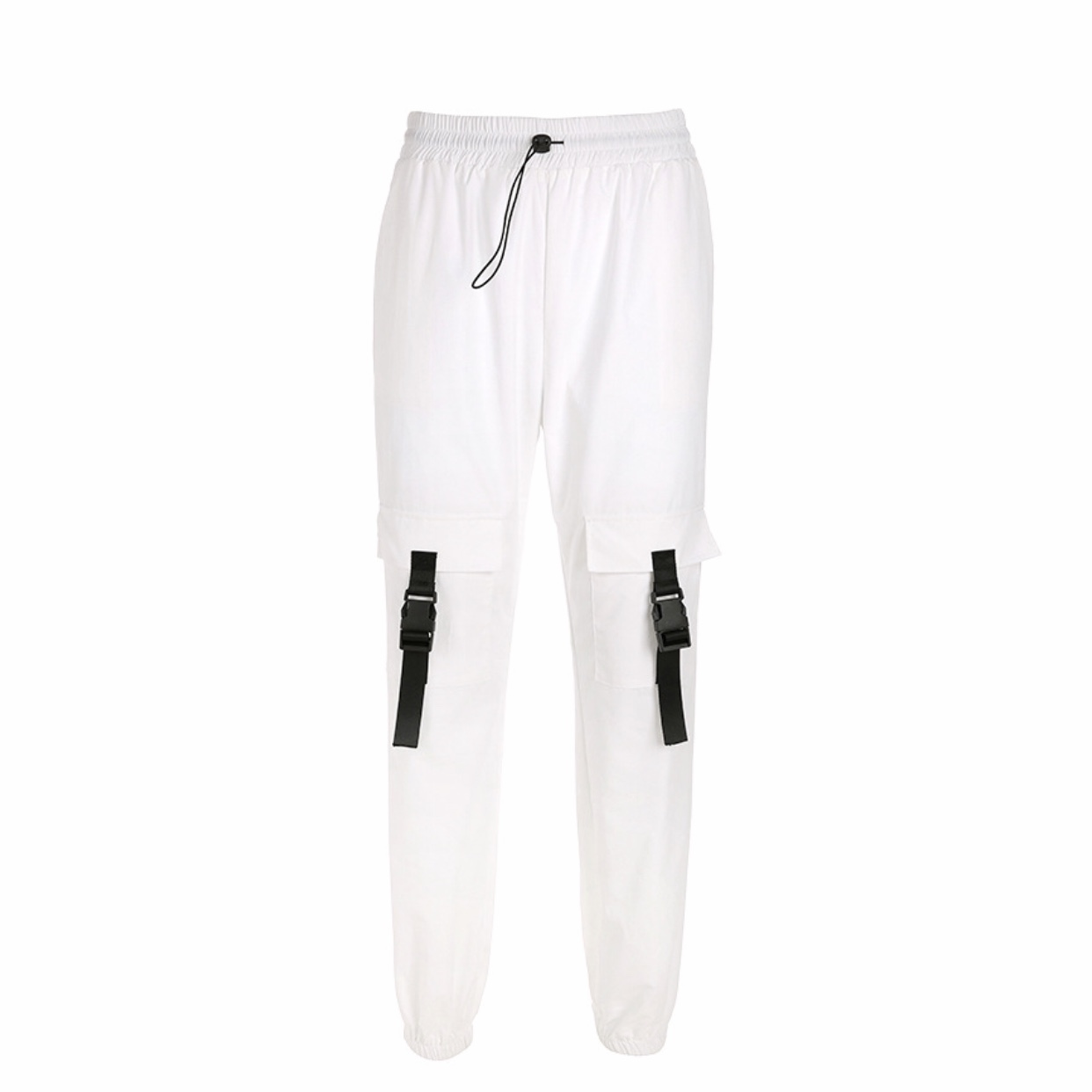 White Wind Trousers