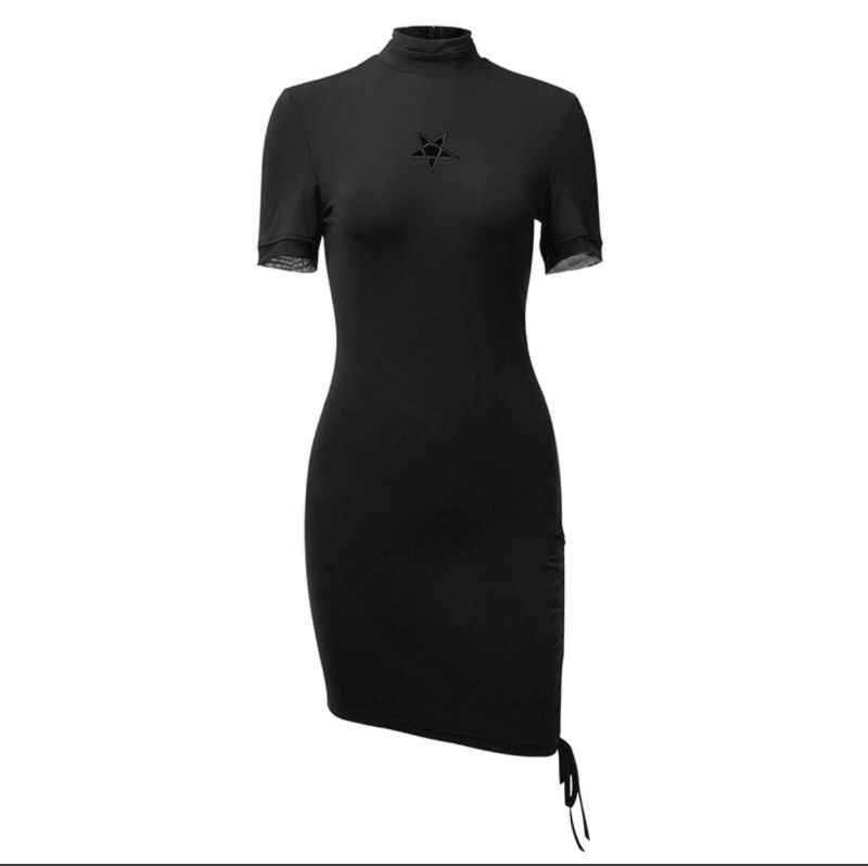 Star mix Net Dress