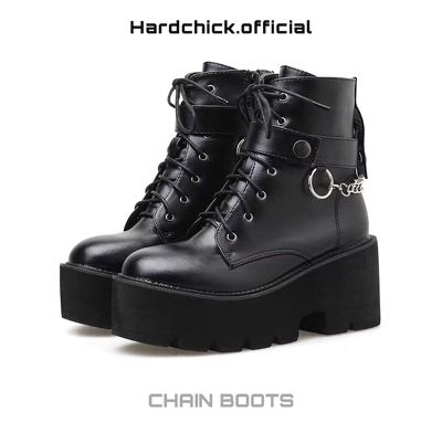 Chain Boots
