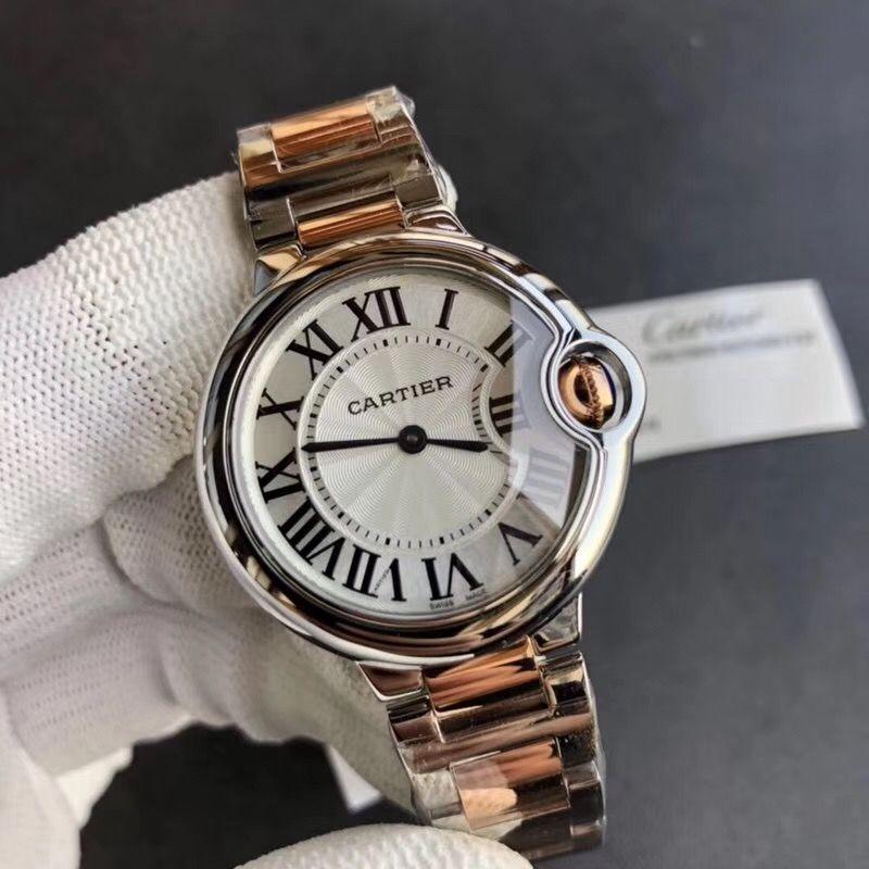 Đồng hồ nam dây mạ vàng