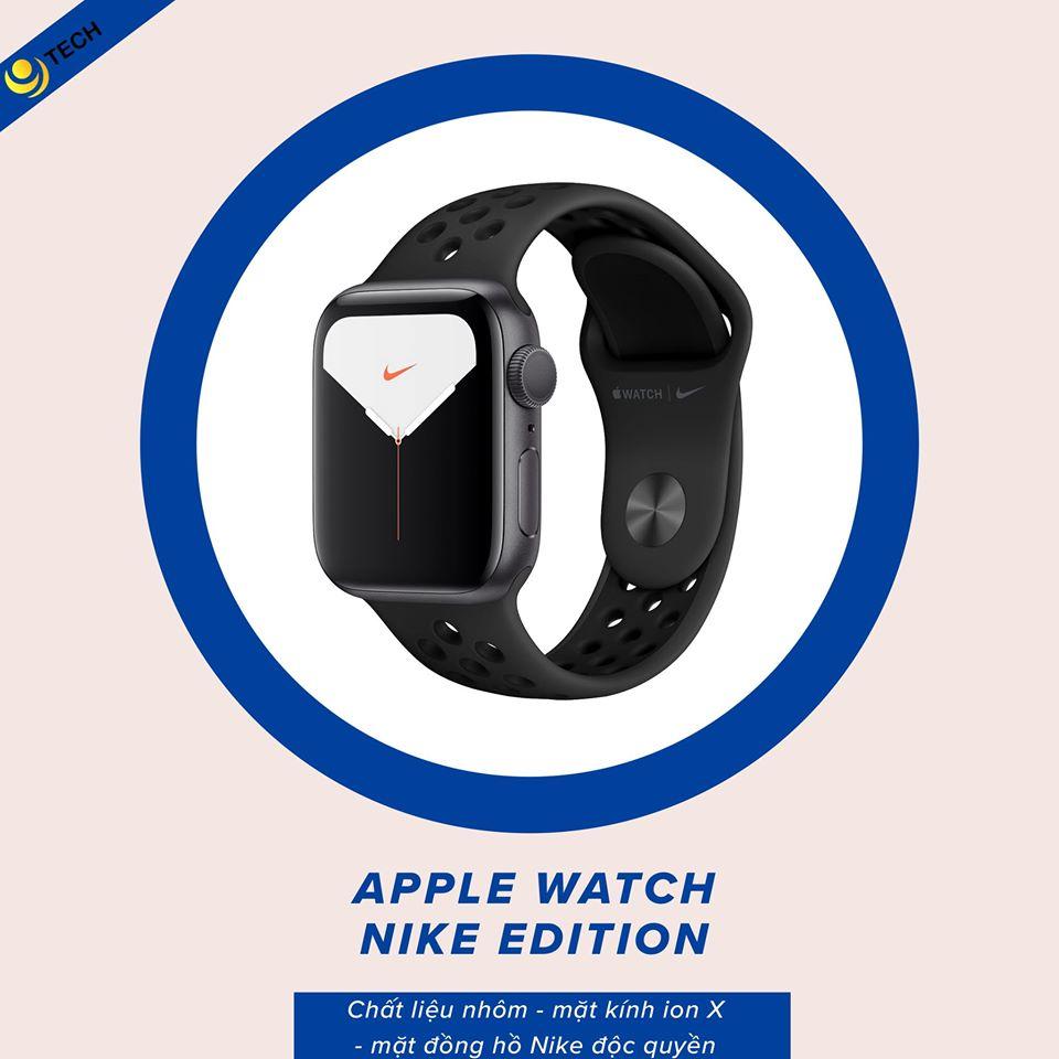 Apple Watch Series 5 Alumium Nike / 9Tech.vn