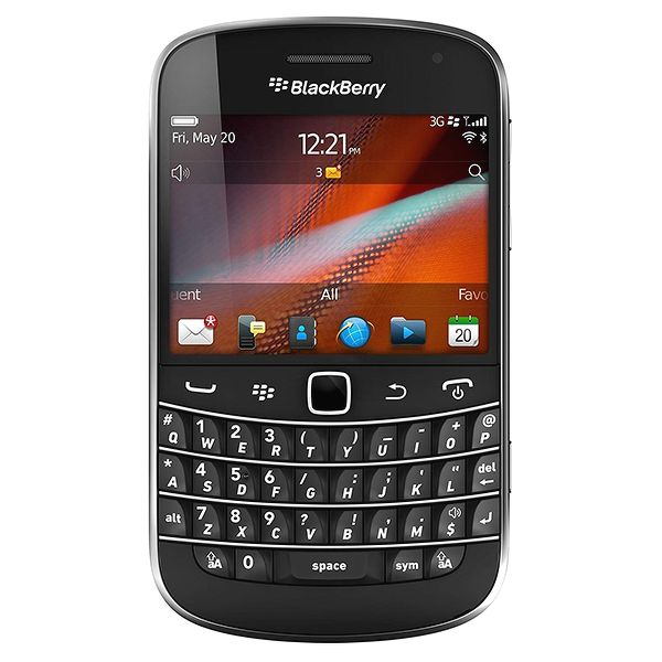 BLACKBERRY BOLD 9900 BLACK - LIKENEW/BOX