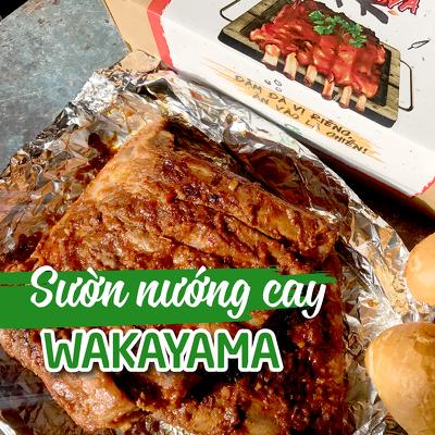 Sườn Nướng Cay Wakamaya.