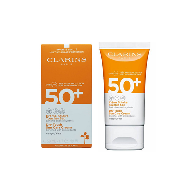 Kem chống nắng Clarins Dry Touch 50ml