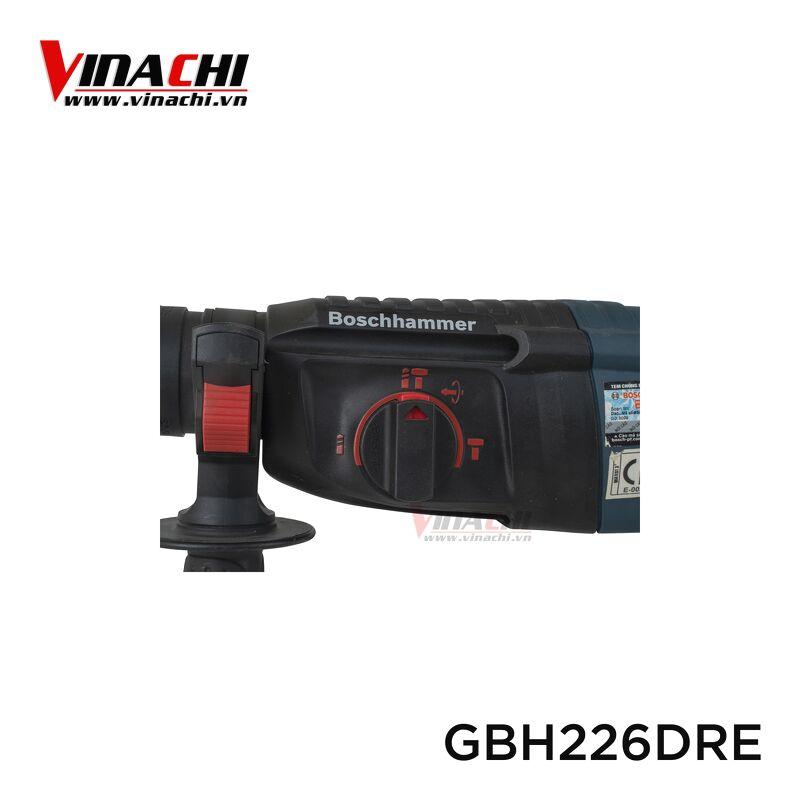 May khoan bua Bosch GBH 2-26 DRE