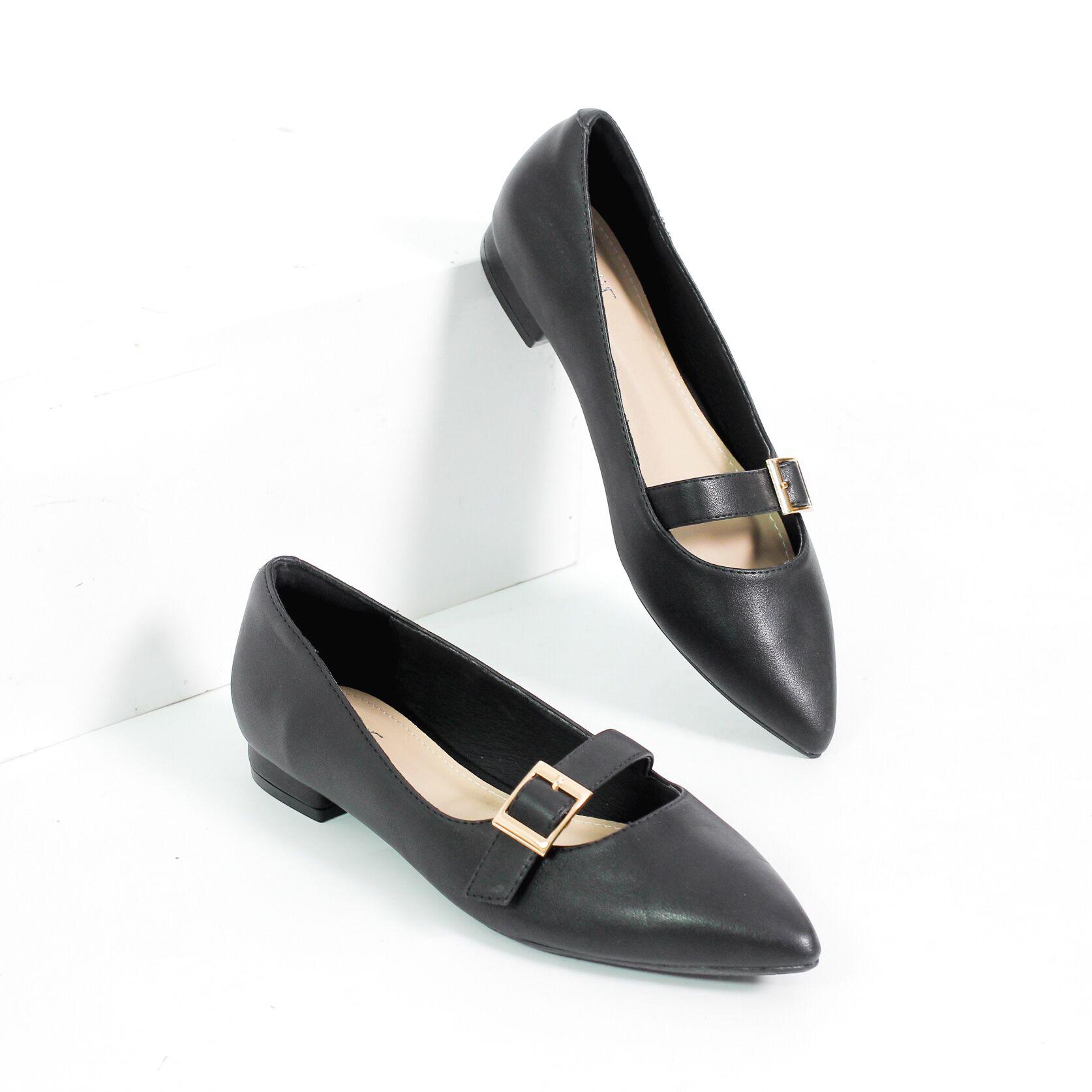 Giá bán Giày lười cho nữ kiểu mũi nhọn